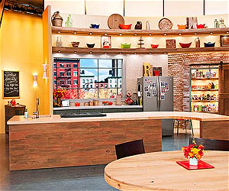 Rachael Ray Kitchen Makeover Sweepstakes - inside the rachael ray show kitchen every day with rachael ray
