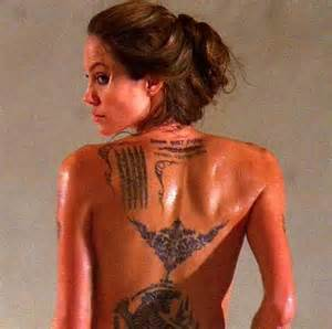 angelina jolie tattoos photos jpg photo by dbthielman