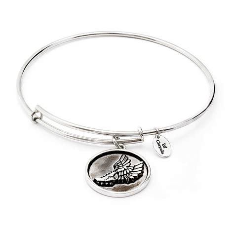 Penghapus Hello 1102 904409019 Limited chrysalis track and field expandable bangle rhodium plated precious accents ltd