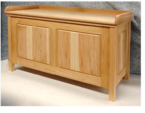 cedar storage bench plans  woodworking plans