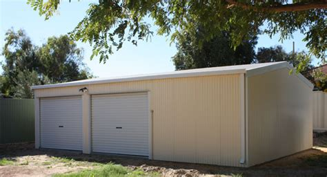 Perth Shed Prices by Residential Sheds Garages Wa Qld Nt Aussie Sheds
