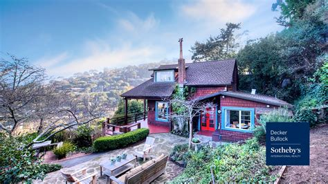 3 curry ave sausalito ca sausalito homes for sale