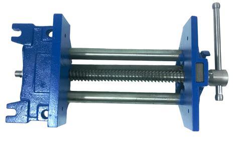 yost mww rapid acting wood working vise  blue amazon