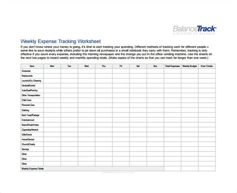 11 Expense Sheet Templates Free Sle Exle Format Download Free Premium Templates Sheets Expenses Template