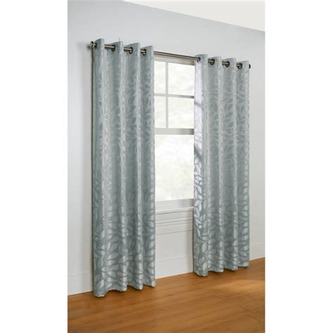 beyond the steel curtain blue grommet curtain panel 84 bing images