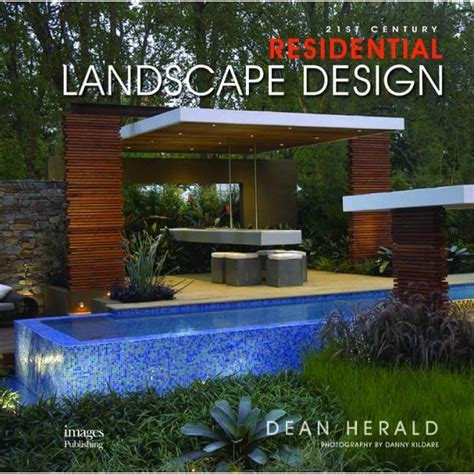 new home design books 21st century residential landscape design images publishing