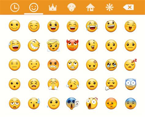 free emoticons for android text message smiley faces symbols www pixshark images galleries with a bite