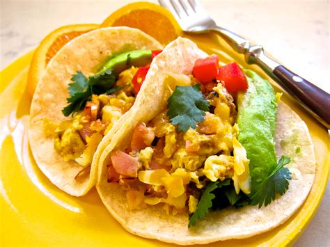 How To Use A Toaster Oven Breakfast Tacos The Thankful Heart