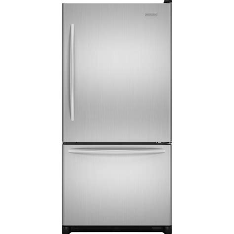 Single Drawer Refrigerator by Kitchenaid Kbrs22kw 21 9 Cu Ft Single Door Bottom