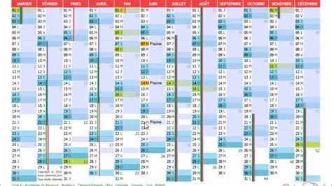 Calendrier 2016 Et 2017 Avec Jours Feries Personnaliser Le Calendrier Annuel 2016 Calenweb Avec