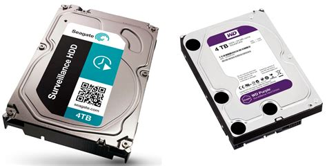 Harddisk Seagate Surveillance 1tb seagate and wd released its surveillance class hdds