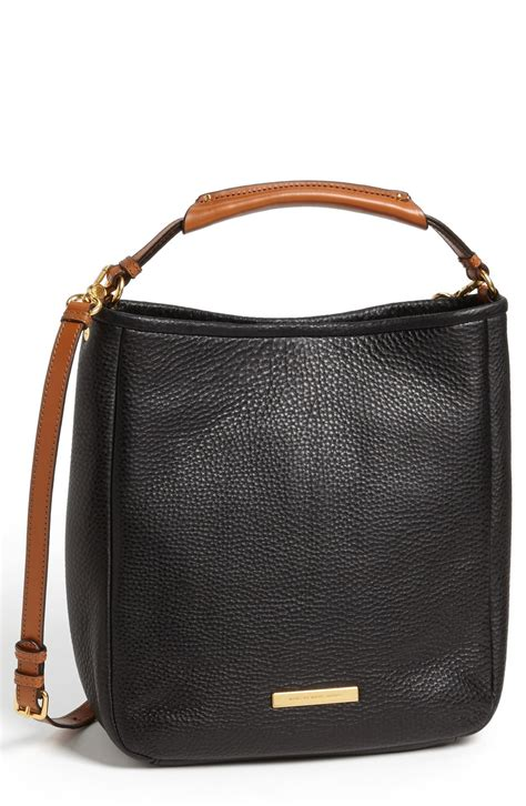 Marc Leather Hobo by Marc By Marc Softy Saddle Large Leather Hobo In