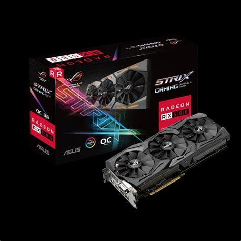 Asus Rog Strix Rx 580 O8g Gaming rog strix rx580 o8g gaming rog republic of gamers asus global