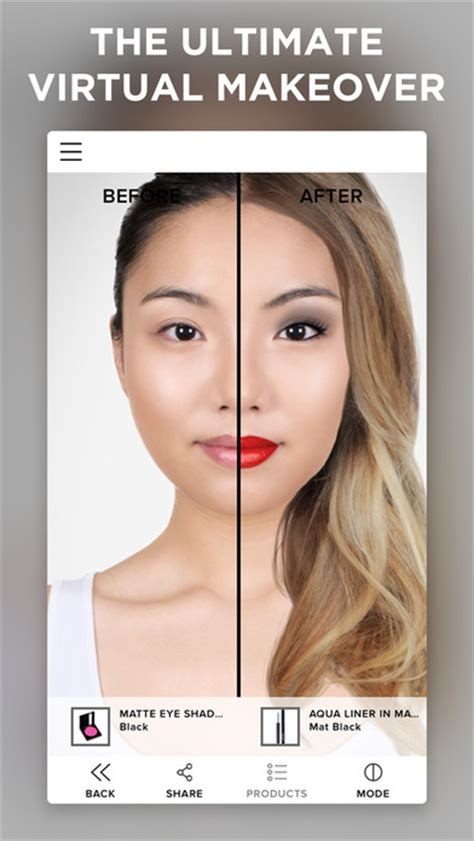 makeover photo app virtual makeover on the app store
