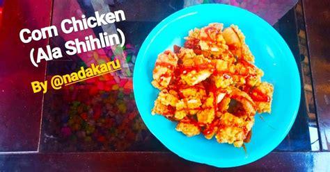 resep ayam shihlin enak  sederhana cookpad