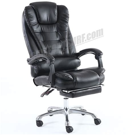 Boss Ergonomic Pu Leather Adjustable Chair 11street Desk Chair Accessories