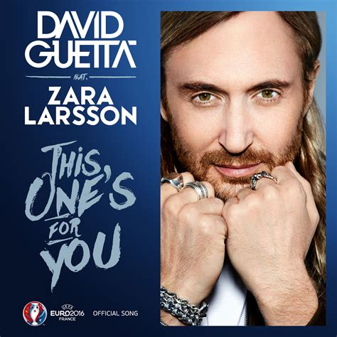 theme song euro 2016 zara larsson graces david guetta with her vocals on