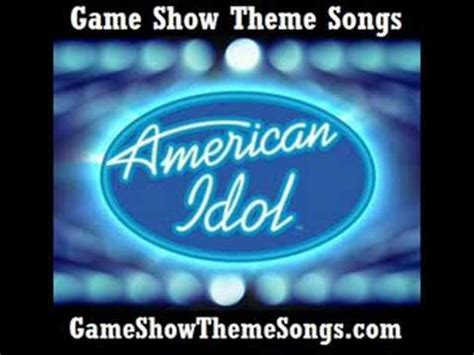 An American Theme Song American Idol Theme Song Show Theme Songs