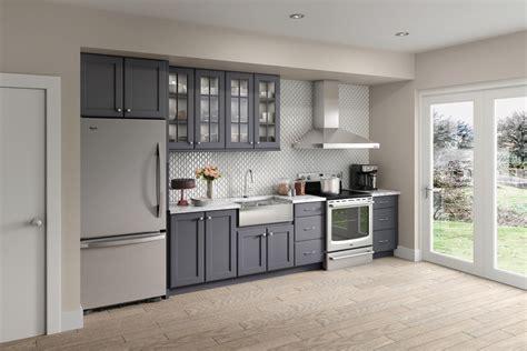 cardell kitchen cabinets rockeny maple  lagoon
