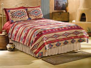 southwest fleece coverlet bedding ebay