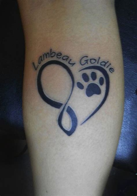dog paws tattoo 40 amazing paw design ideas