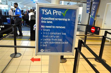 tsa precheck interview tsa chief loosen restrictions on liquids for precheck
