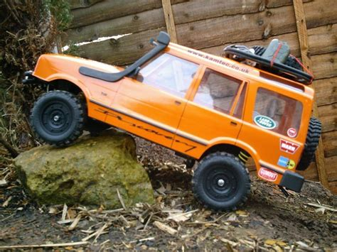 land rover discovery rc car accessories uk kamtec models