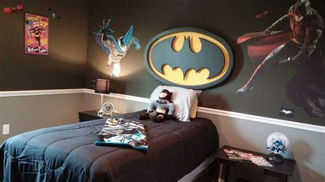 kids batman bedroom we are in the process of decorating our new model home in