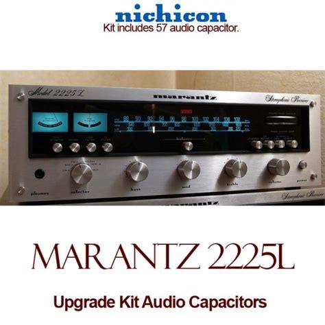 capacitor upgrade marantz 2225l upgrade kit audio capacitors