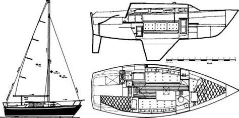 sailboat layout a longer roomier taller ericson cruising sailboats reference