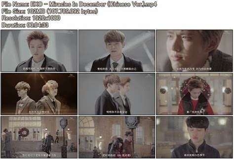 download mp3 exo miracle december gallade s new blog mv exo miracles in december