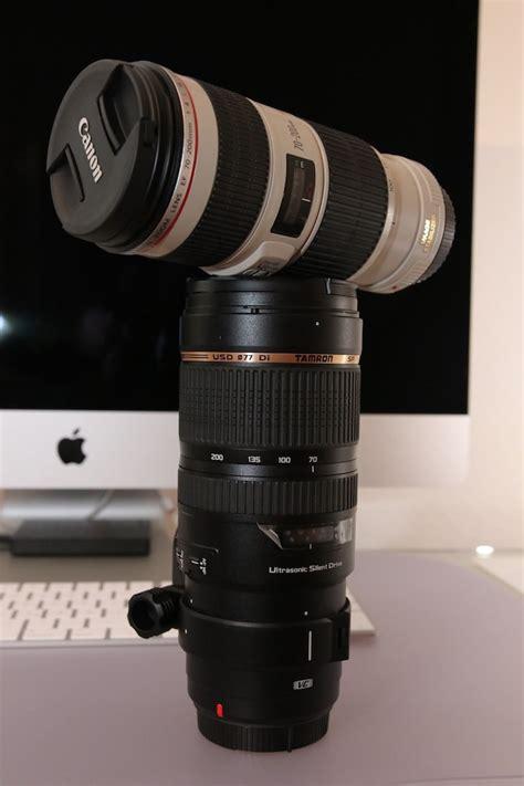 Lensa Tamron For Canon 70 200 canon ef 70 200 f4 l is usm vs tamron sp 70 200 2 8 di vc usd kamera objektive test de