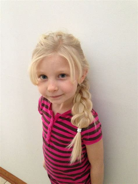 style small hair and freeze it quot frozen quot hair style hairstyles for my riley bug