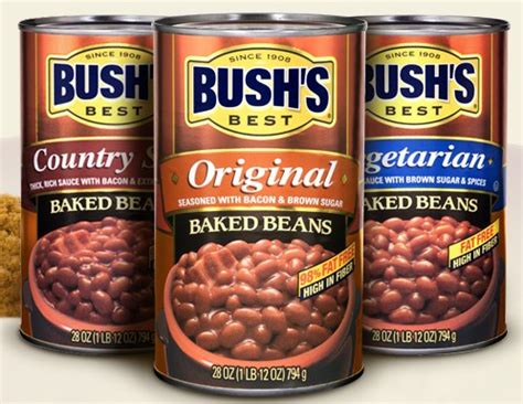 bushs baked beans 1 off coupon coupons canada reset save 1 off 2 bush s baked beans or grillin beans