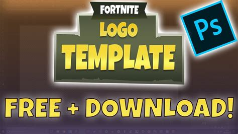 Free Gfx Fortnite Battle Royale Logo Template Fortnite Style Profile Picture By Best Fortnite Fortnite Logo Template