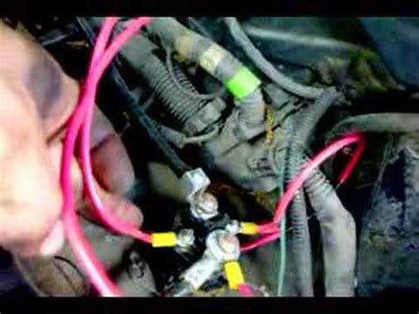 diesel manual glow controller youtube