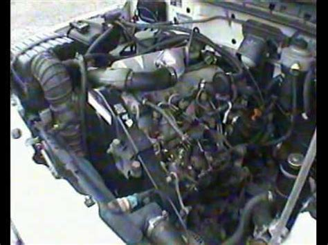 Suzuki 1 9 Diesel Engine Suzuki Vitara 1 9 Jx Td Commercial Snowy Running Engine