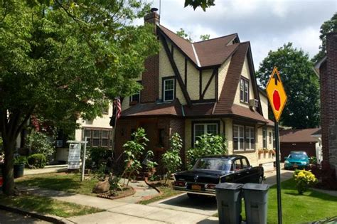 donald home address donald s boyhood home is going to auction jamaica estates new york dnainfo