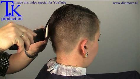 theo knoop new hair today short hair babe by theo knoop youtube