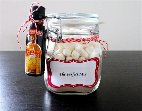 homemade christmas gifts for coworkers cocoa and kahlua for gifts recipes dishmaps gifts to make