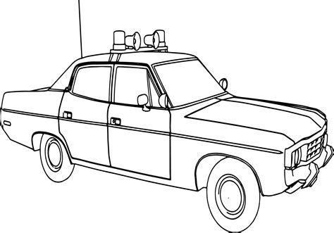sheriff cars coloring pages abc matador sheriff police car coloring page cars