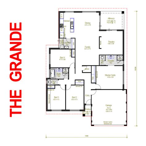 ink homes floor plans archives new home plans design