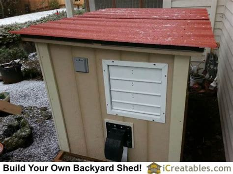 pin  generator shed plans