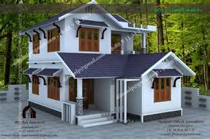 Low Cost Houses Low Budget Houses In Kerala Photos And Plan With Wonderful
