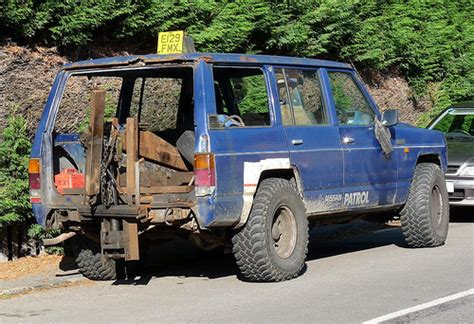 new 70s c 4 292 nissan patrol recovery tow truck 4x4 a sympathetic and