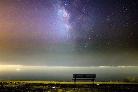 Expose To The Right For Astrophotography In Light Palos Verdes Lights