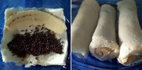 cara membuat roti tawar meses resep pisang selimut cokelat resepkoki co