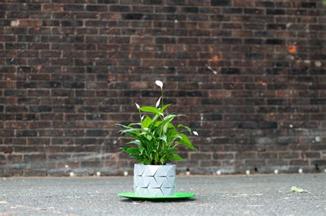 awesome origami pots  grow   plants
