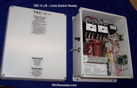 boat lift limit switch boat lft remote controls tec i tec ii tec 1 2 and tec iv