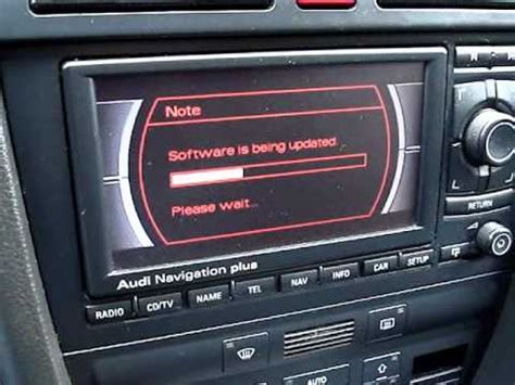 Audi A4 Navigation Plus by Radio Rns E Audi Navigation Plus Polskie Menu Audi A3
